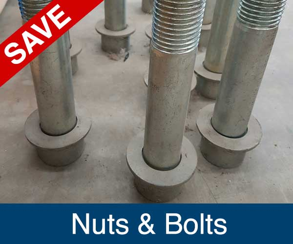 Nuts and Bolts, Recycling machinery spare parts